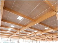 composite insulated roof panel