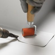 detailing membrane hot air welding