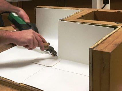 welding tpe single ply membrane
