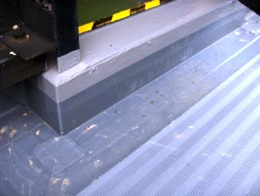 detailing in complex areas of single ply installation