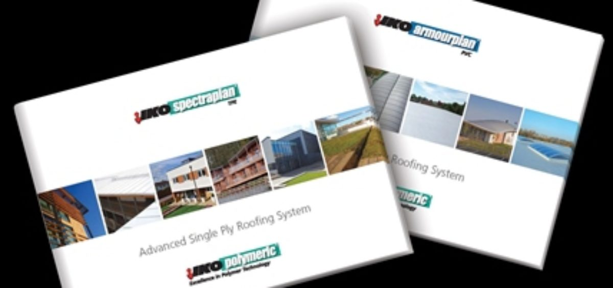 single ply membrane product brochure