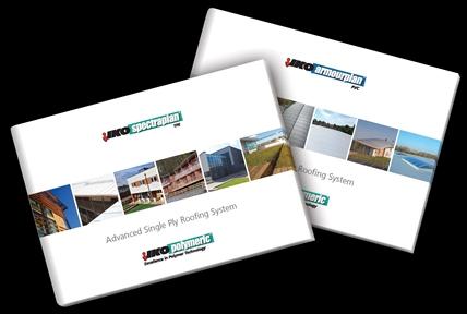 single ply membrane brochures