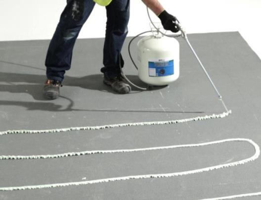 pu adhesive for insulation