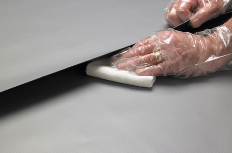 seam cleaning
